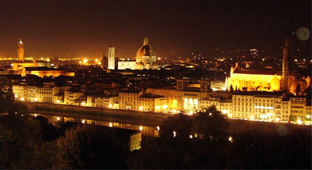 Your first visit to Florence