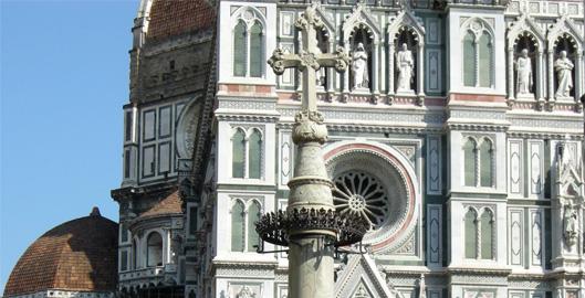 San Zenobi column