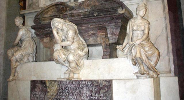 Michel-Ange à Florence