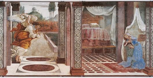 Botticelli_-_Annunciation,_1481_(Uffizi)