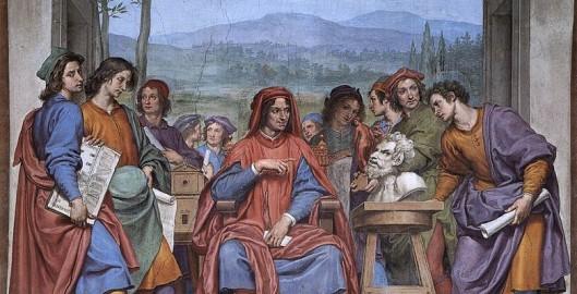 Ottavio_Vannini_-_Michelangelo_Showing_Lorenzo_il_Magnifico_the_Head_of_a_Faun_-_Palazzo_Pitti_-_Firenze