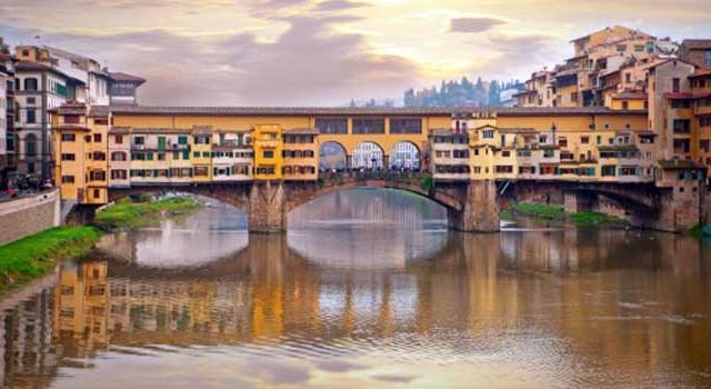 La prima visita guidata a Firenze